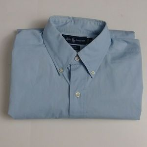 NWOT Ralph Lauren short sleeve shirt men's size M